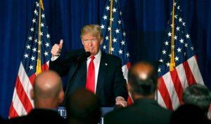 Trump marca un antes y después en la política estadounidense