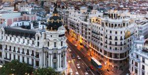 Madrid una ciudad autónoma con economía baja